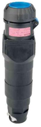 Ex-plug Zone 1; 125 A, 4pole, 600 - 690 V