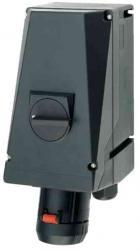 Ex-wall socket Zone 2; 63 A, 4pole, 200 - 250 V