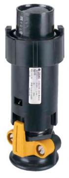 Plug protection cap zone 1: 10 A 21-pol up to 250 V/21P